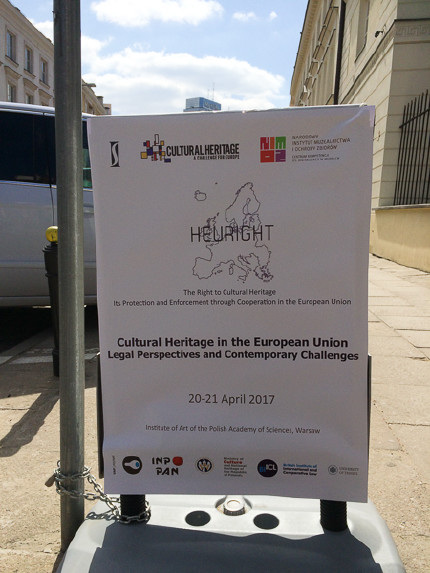 Heuright in Warsaw